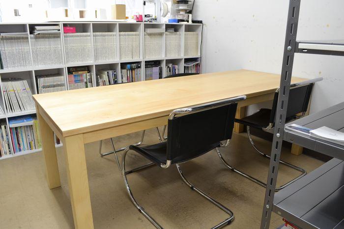 事務所打ち合わせテーブル