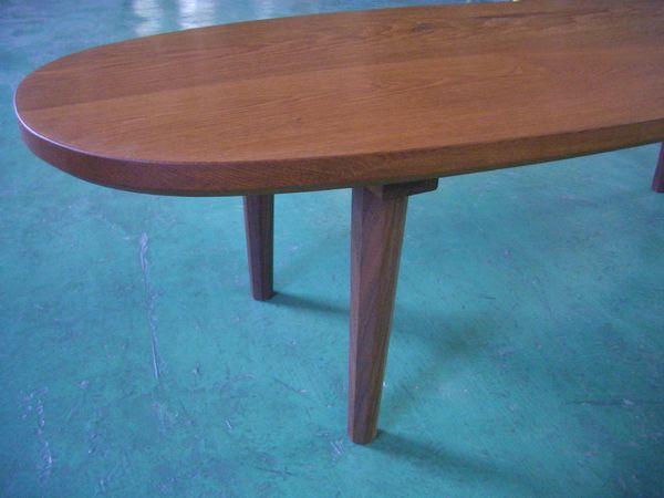 チークローテーブル