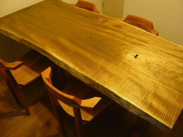キハダオーダーテーブル