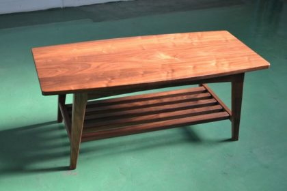 ウォールナットソファーテーブル
