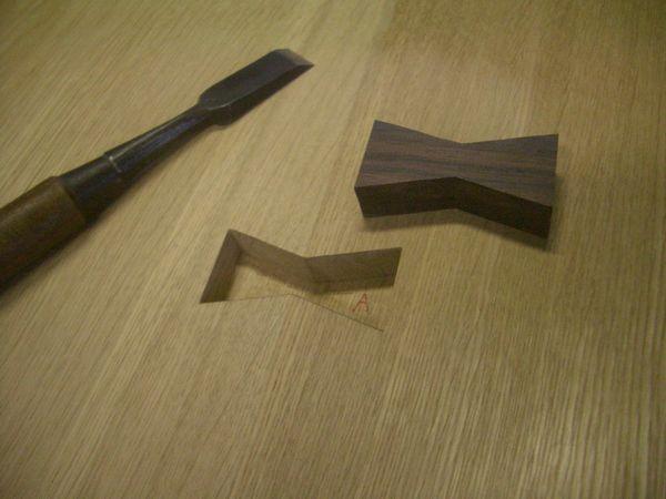オーダーテーブル制作過程