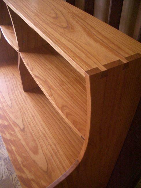 欅の飾り棚